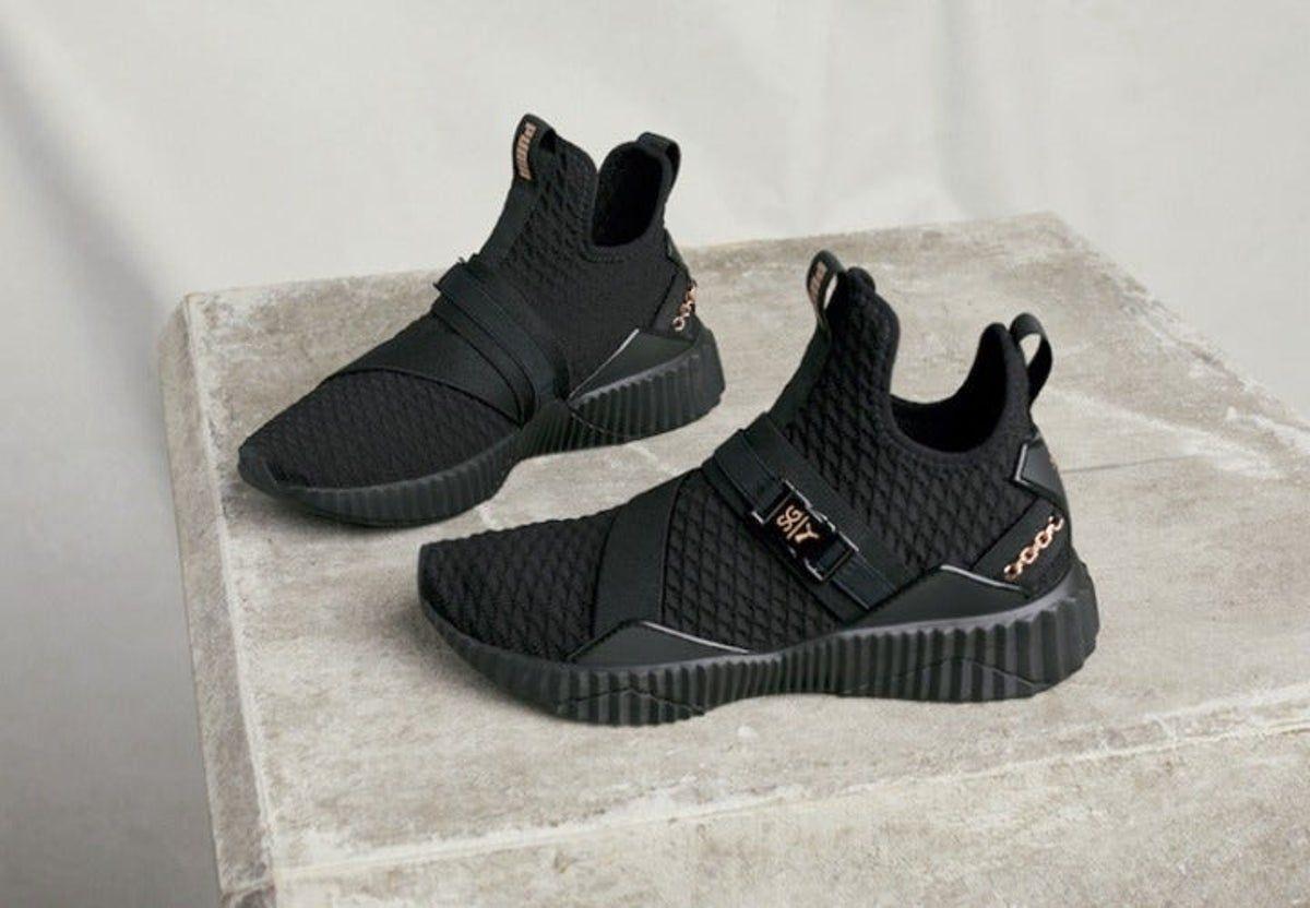 Selena gomez shoes, Puma shoes women