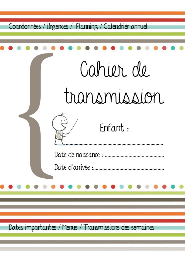 Cahiers De Liaison Et Cahiers De Vie Cahier De Liaison Cahier De Vie Carnet De Liaison