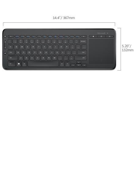 All In One Media Keyboard Keyboard Unique Keyboards