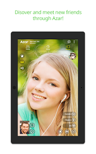 App Azar Video Chat Call Messenger Apk For Windows Phone Download Android Apk Games Apps For Windows Phone Video Chatting Windows Phone Android