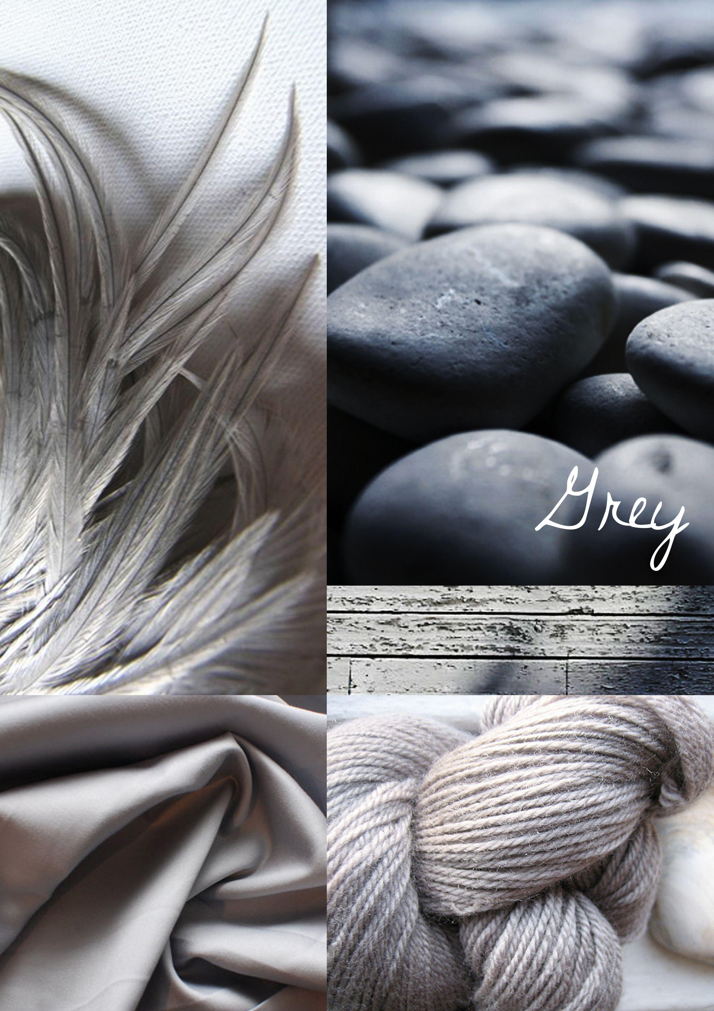 Grey moodboard colors inspiration silence grey for Farbkombinationen grau
