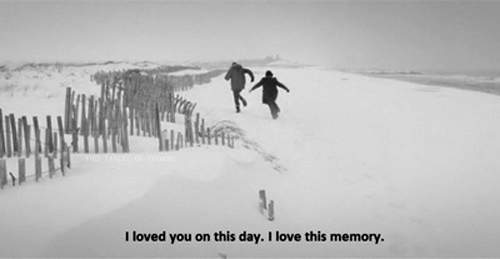 Eternal Sunshine of the Spotless Mind. One of my very favourite films.