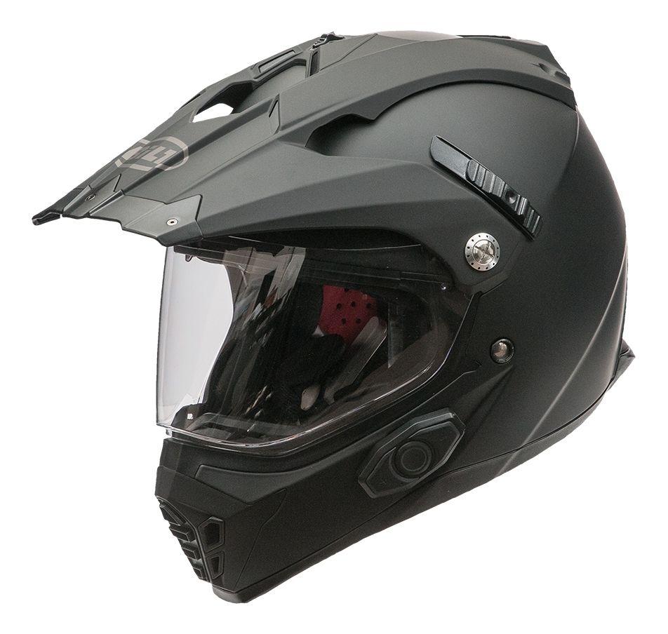 Bilt Techno 2.0 Sena Bluetooth Adventure Helmet Helmet