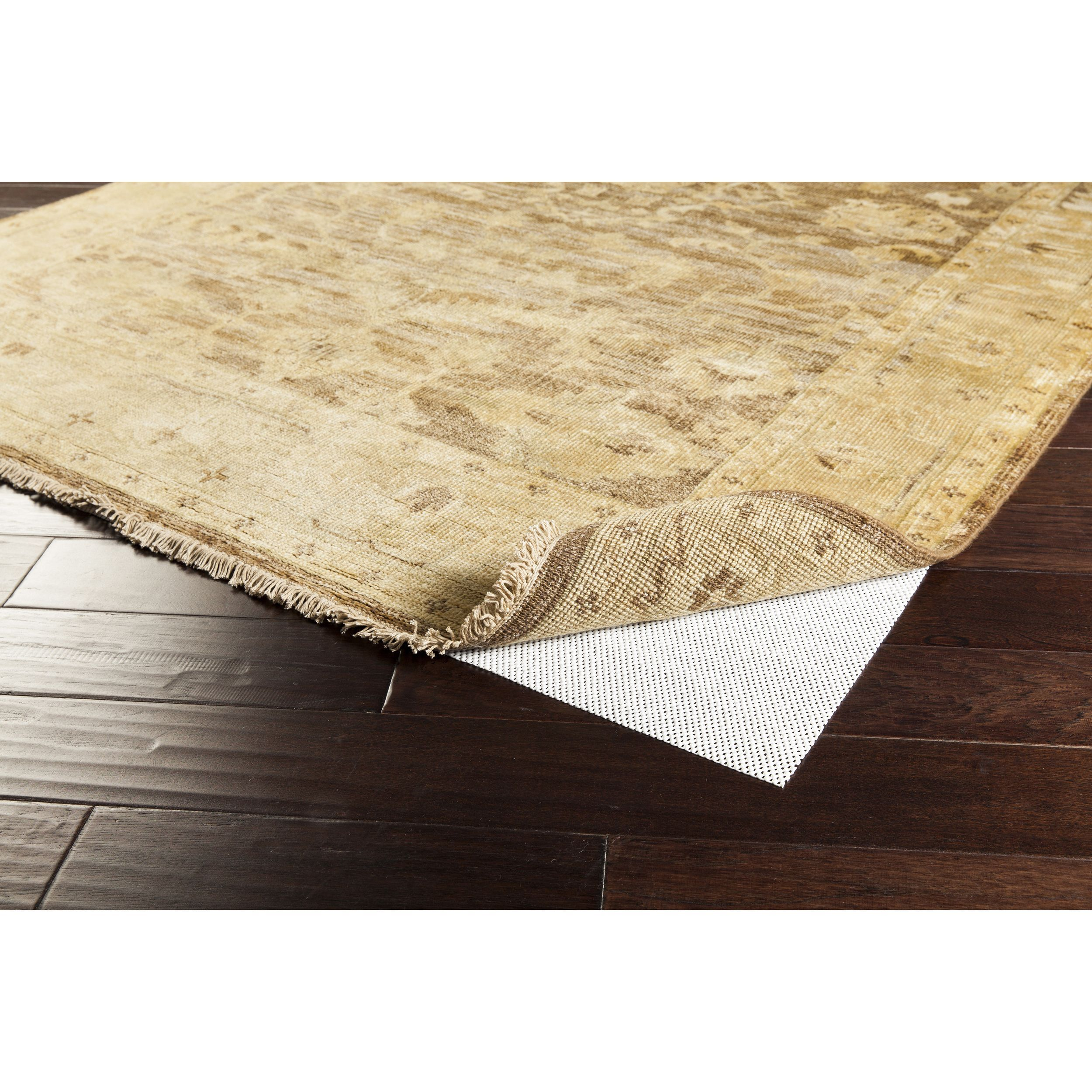 Ultra Support Lock Grip Reversible Hard Surface Non-Slip Rug Pad-(5'x8') (Madrid-58), Size 5' x 8' (PVC)