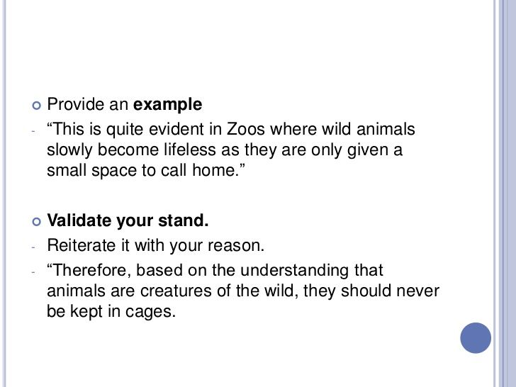 Should animals be kept in zoos for and against essay