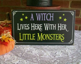 Halloween Decorations Signs Halloween Sign Wall Decoration If You Arecountryworkshop
