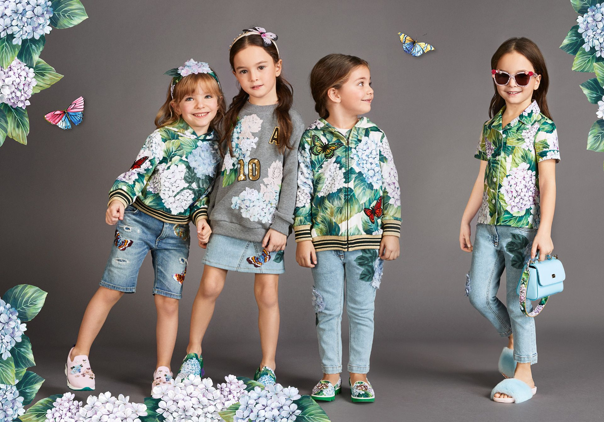 a5eb1c257 Discover the new Dolce   Gabbana Children Girl Collection for Fall ...