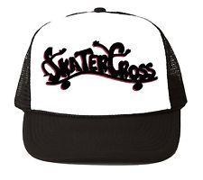 SKATERCROSS SKATEPARK Vintage retro style Trucker CAP HAT punk 70s 80 Skateboard