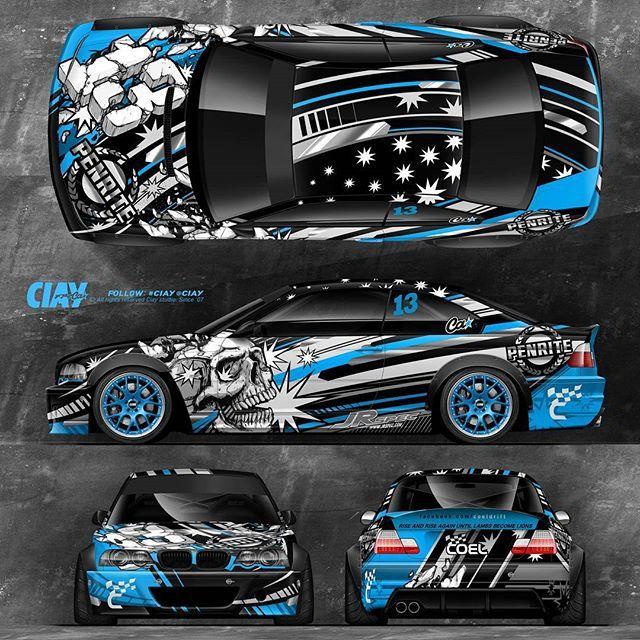 Afbeeldingsresultaat Voor Gymkhana 5 Livery Car Wrap Sports