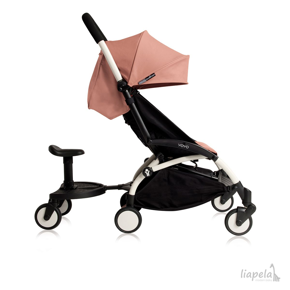 YOYO+ 6+ Color Pack Peppermint Travel stroller, Baby