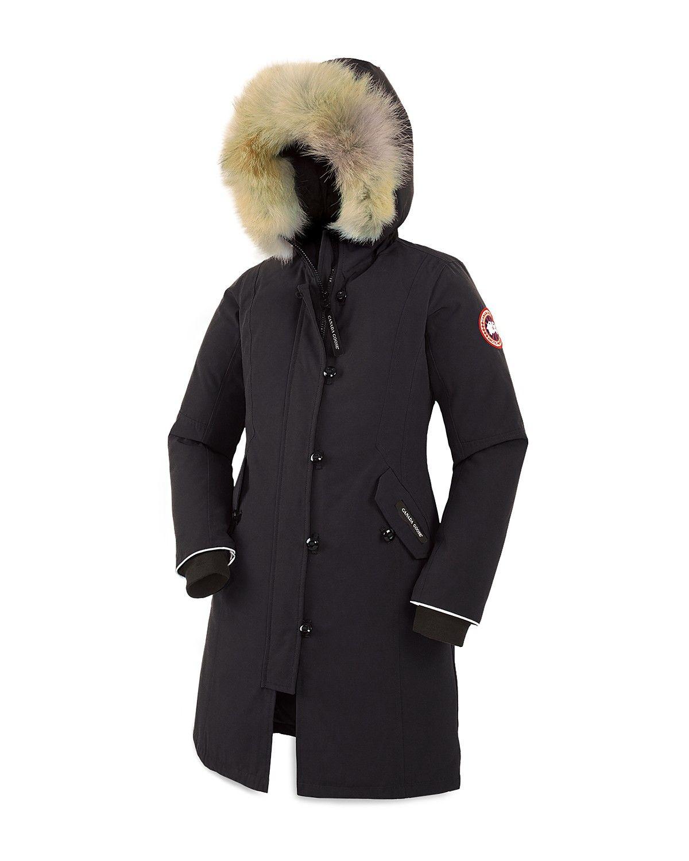 Unisex Fur Trimmed Brittania Parka Little Kid Big Kid Canada