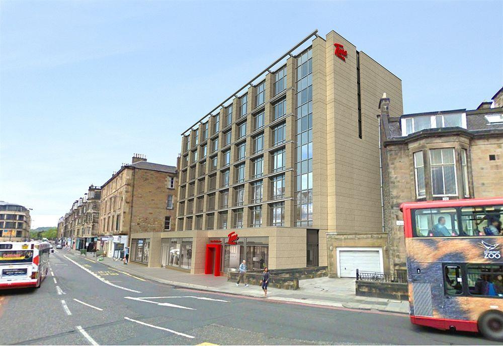Tune Hotel Haymarket Edinburgh