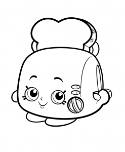Shopkins Coloring Pages Season 2 (Homeware) - Free download for ...