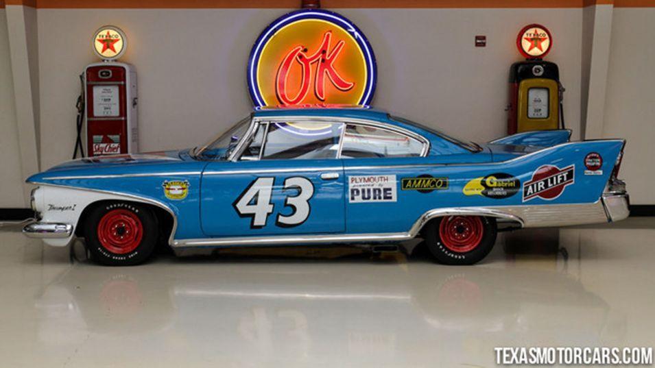 1960 Richard Petty tribute car for sale on eBay | Richard petty ...