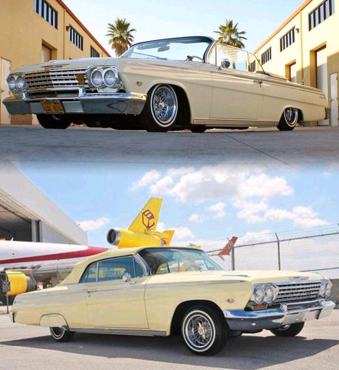 62 Impala Drop Top Lowrider