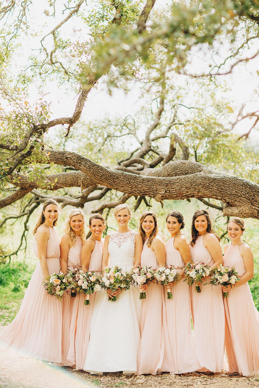 Soft, Natural Romance in Austin Austin, TX Wedding
