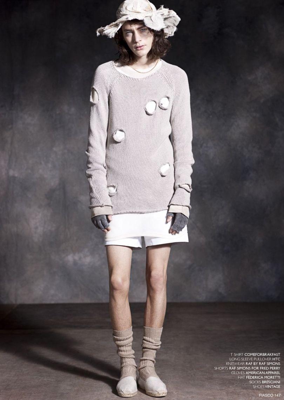 Excellent Male Model Jaco van den Hoven