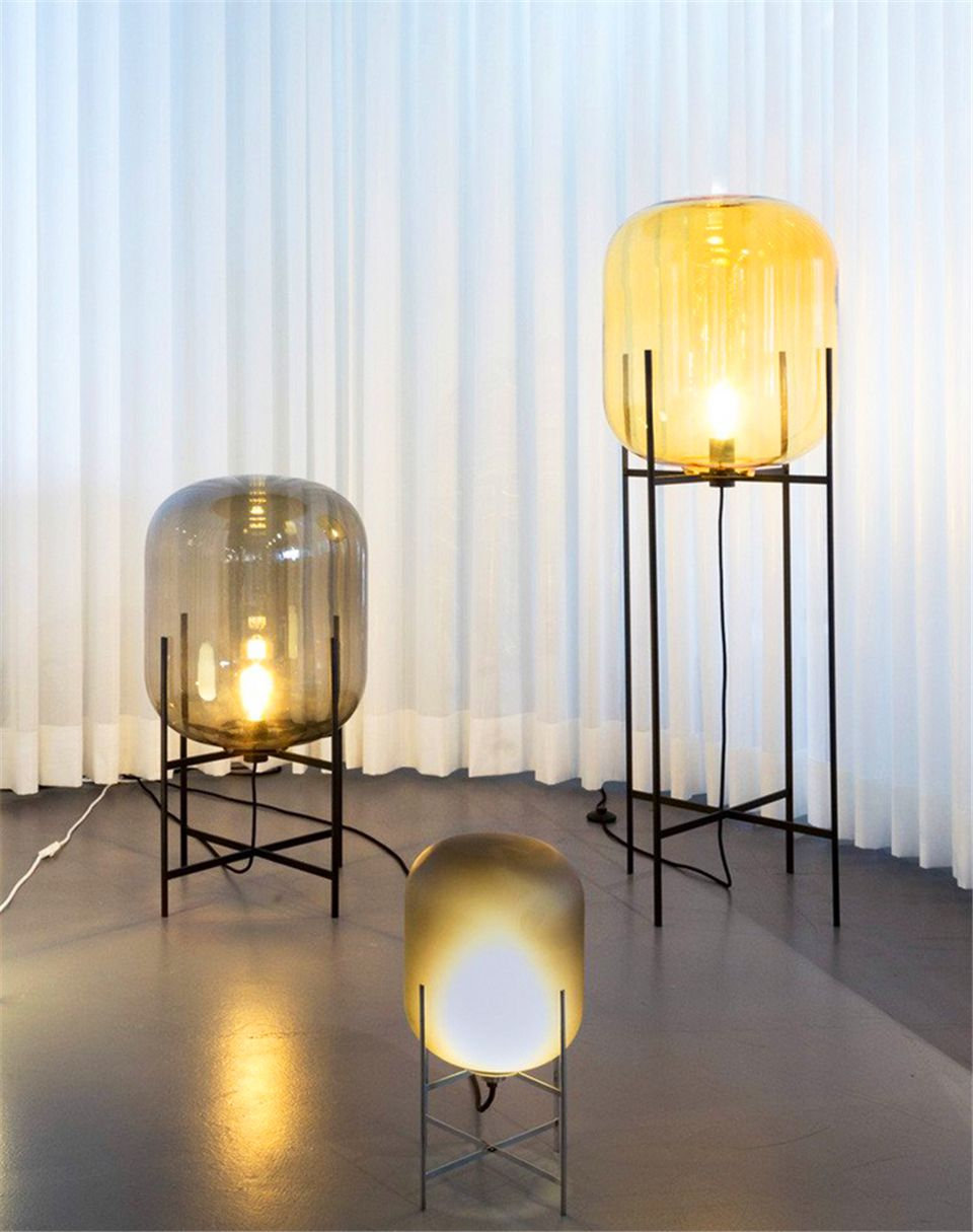Post Modern Nordic Simplicity Floor Lamps Simig Lighting In 2020 Floor Lamp Oda Floor Lamp Glass Floor Lamp