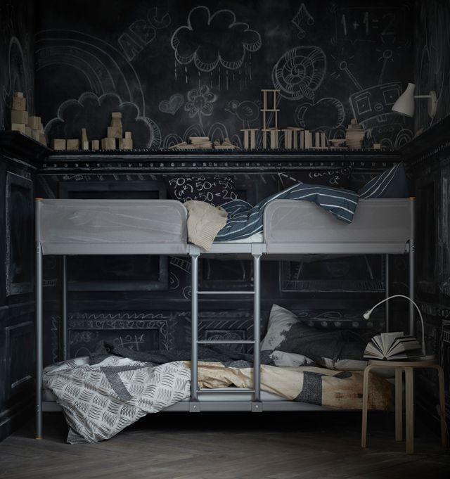 chambre d 39 enfant 15 lits craquants peinture epoxy poxy et lit superpos. Black Bedroom Furniture Sets. Home Design Ideas