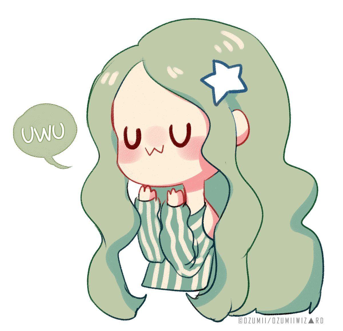 Ozu Anime People Kawaii Art Starbucks Wallpaper