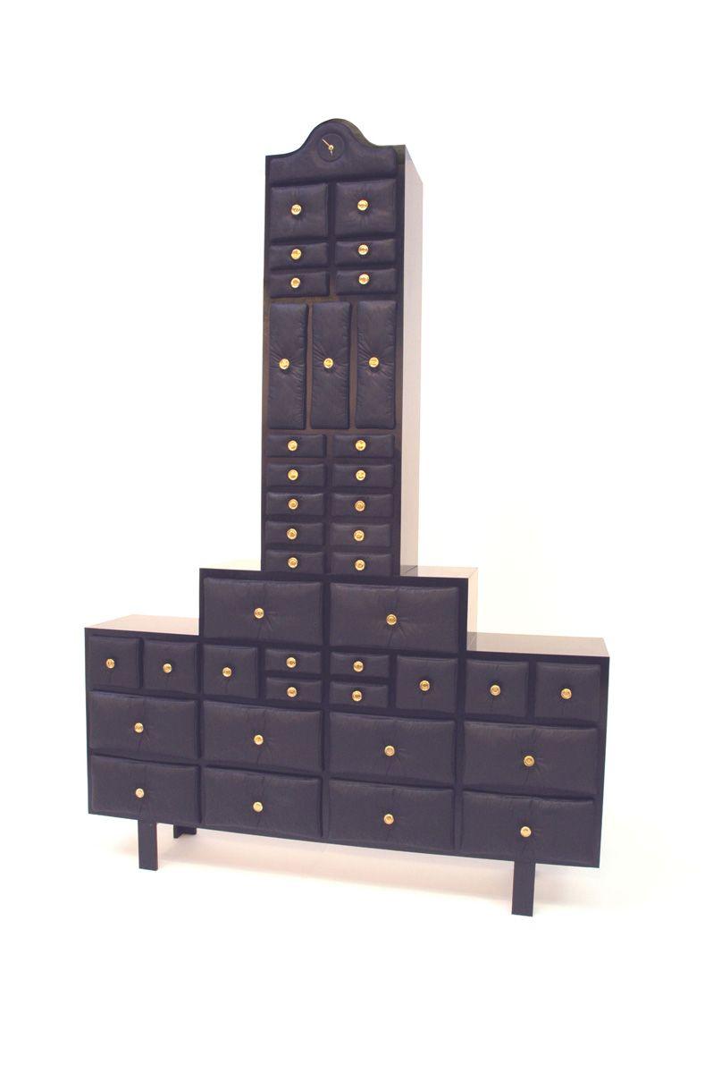 Kikiworld kiki van eijk collection soft cabinet drawers
