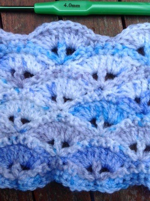 Basic Crochet Information Basic Crochet Stitches Baby Blanket
