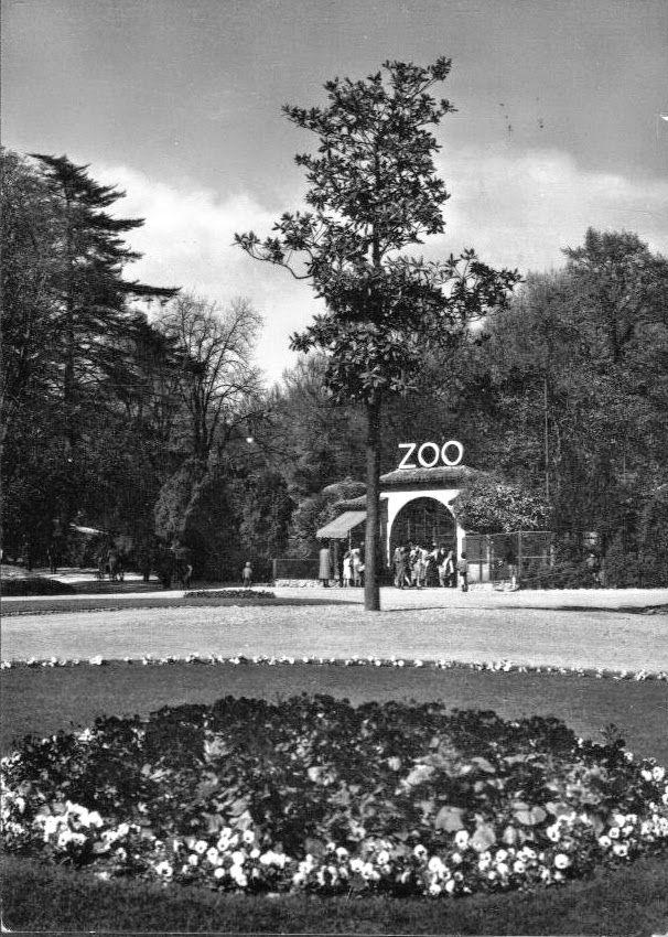 Lo zoo dei Giardini Pubblici di Milano Milano, Zoo, Foto