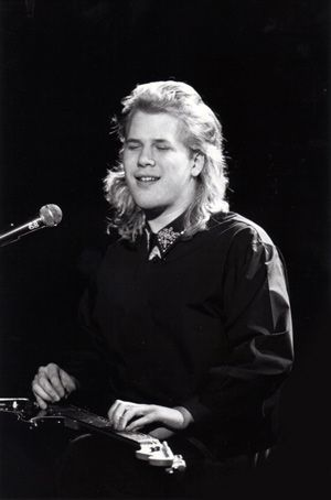 Bluesgitarristen jeff healey dod
