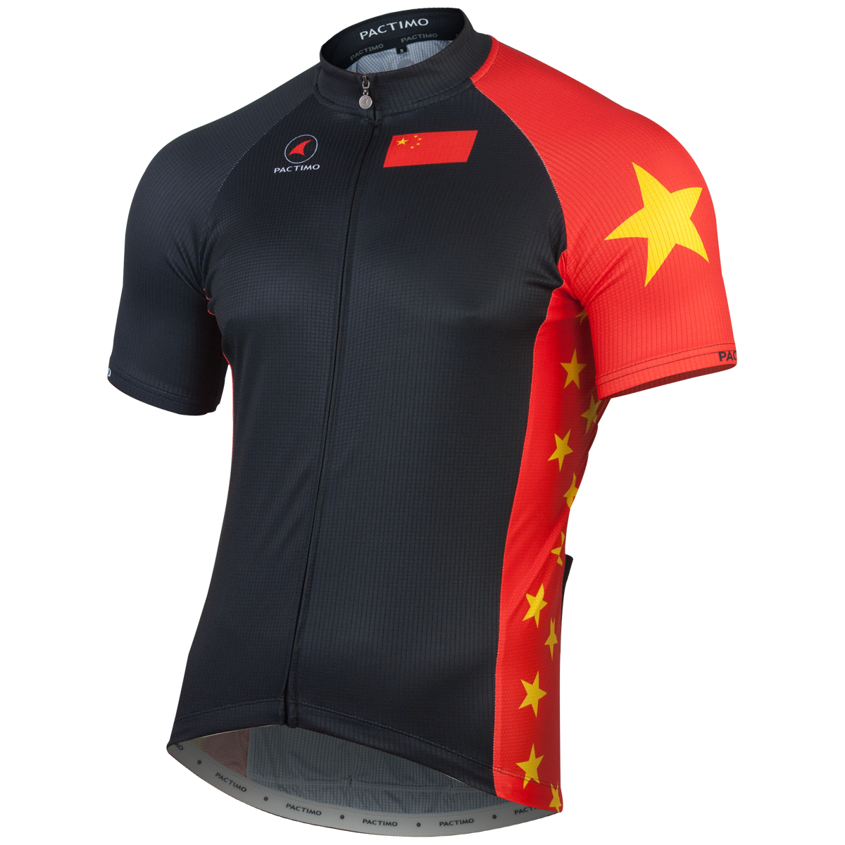 China Jersey Men S Premium Cycling Apparel Pactimo Cycling Outfit Cycling Wear Cycling Shirt