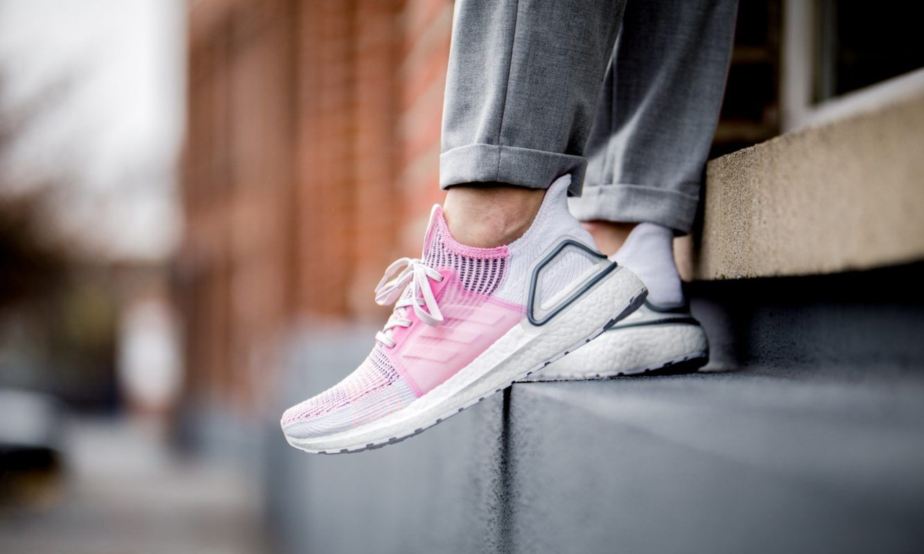 adidas Ultra Boost 19 Pink - Grailify | Adidas ultra boost ...