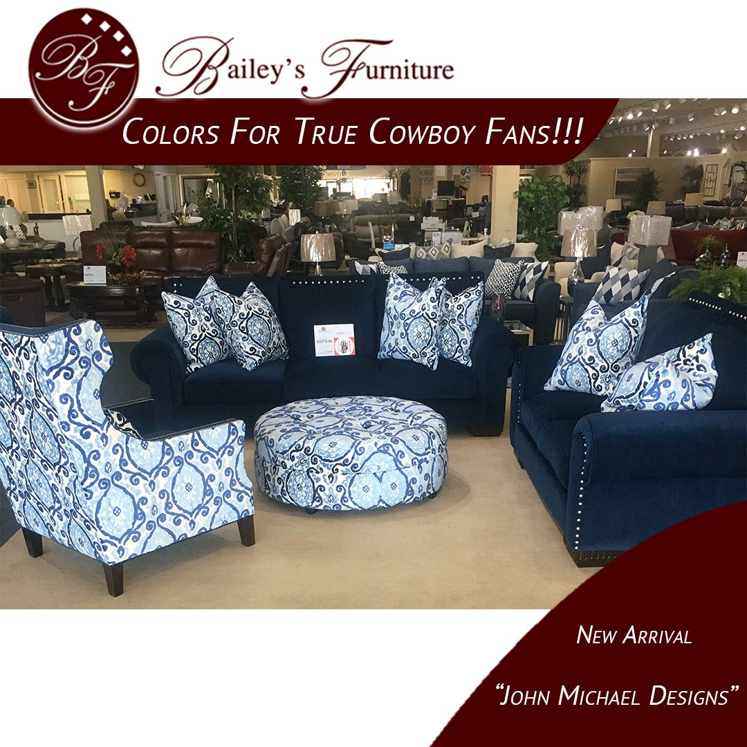 Come See Us At Bailey's Furniture. The Home Of THE NO
