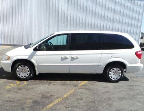 800 Chrysler Town Country Lx 2002 Minivan For Sale In Ohio