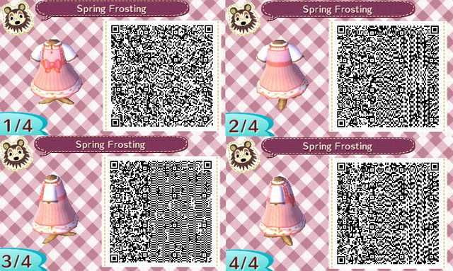 Valentine's Day Animal Crossing QR Codes Part 2