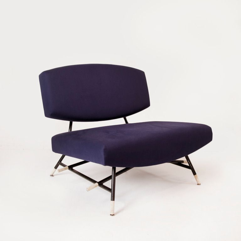Model No 865 Lounge Chair By Ico Parisi From A Unique