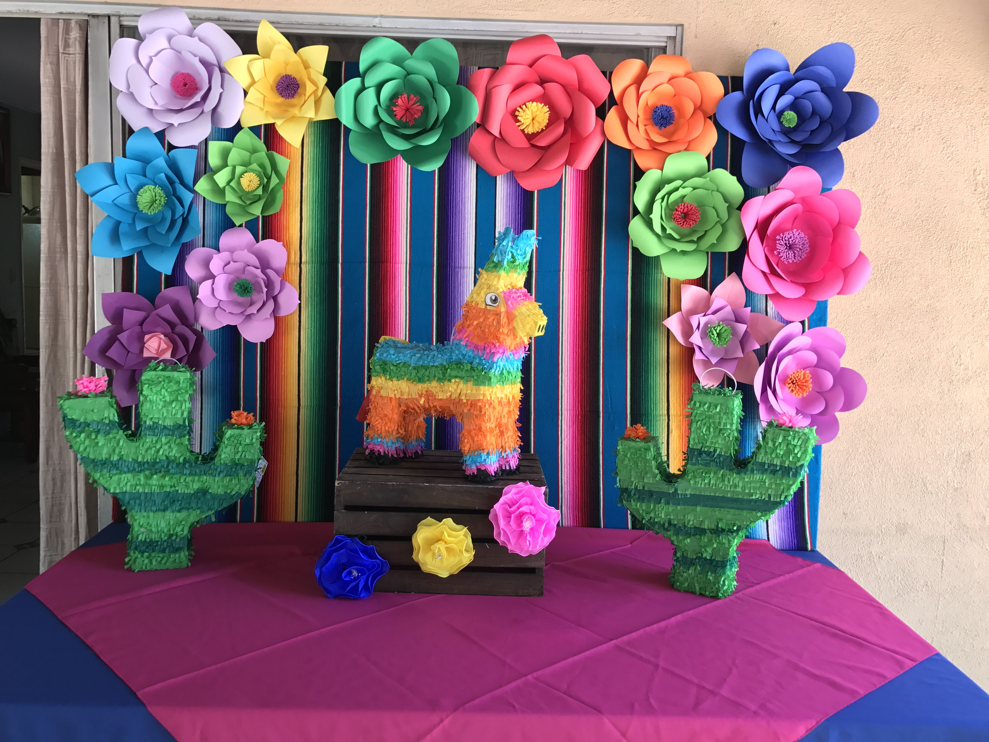 Mexican Birthday Parties, 18Th Birthday Party, Mexican Party, Birthday Ideas,