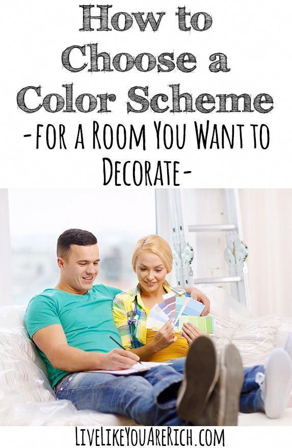how to choose a color scheme for a room you want to on how to choose interior paint color scheme id=42660