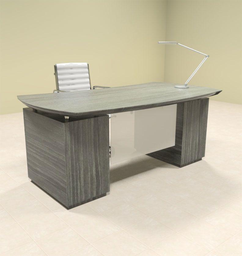3pc Modern Contemporary Executive Office Desk Mt Ste D1 Executive Office Desk Modern Executive Desk Executive Office
