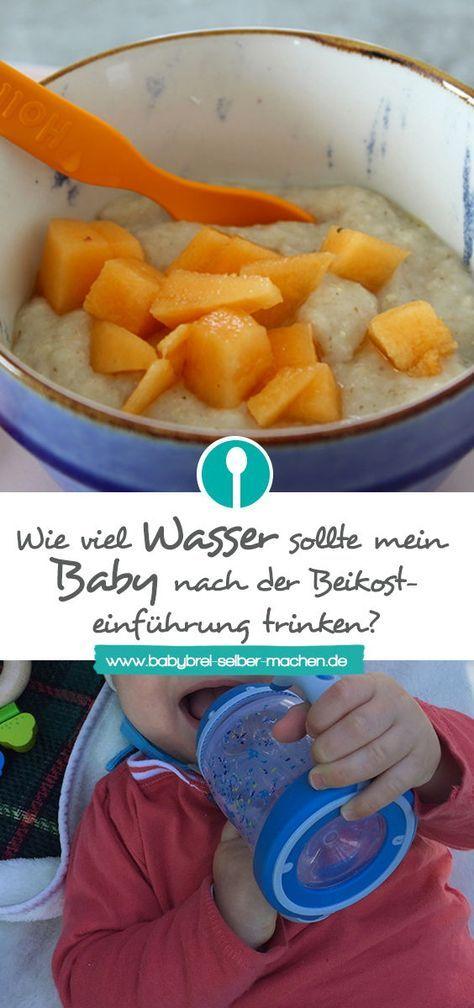 Baby trinkt viel wasser diabetes