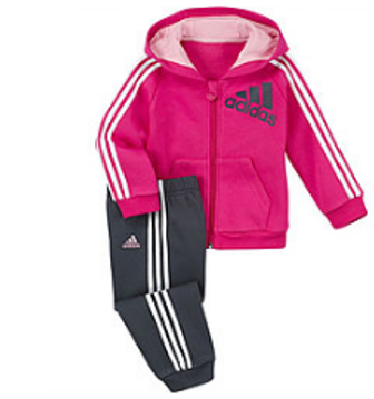 ropa deportiva niña adidas