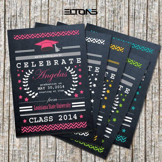 double graduation invitations