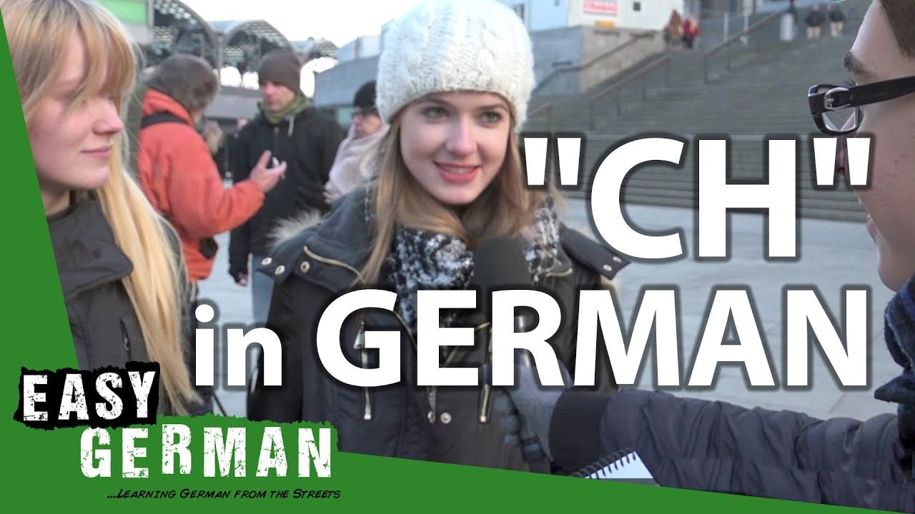 How to pronounce ch in german easy german 126 greetings how to pronounce ch in german kristyandbryce Choice Image