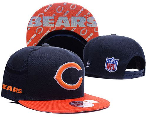 NFL Chicago Bears Stitched Snapback Hats 017  35857b645f59