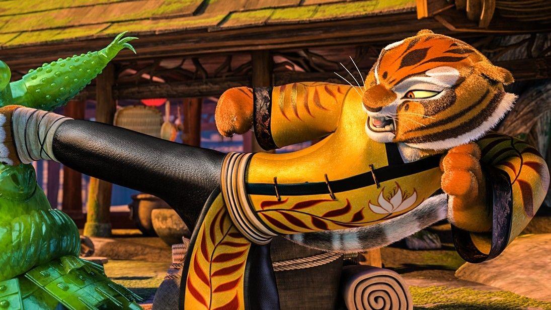 Is amazing Tigress   Kung fu panda, Tigress kung fu panda