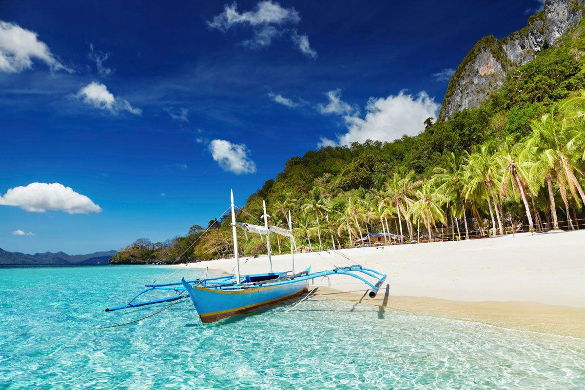 Filipinas Sin Aditivos Playas Hermosas Fotos Playa Playa Romantica