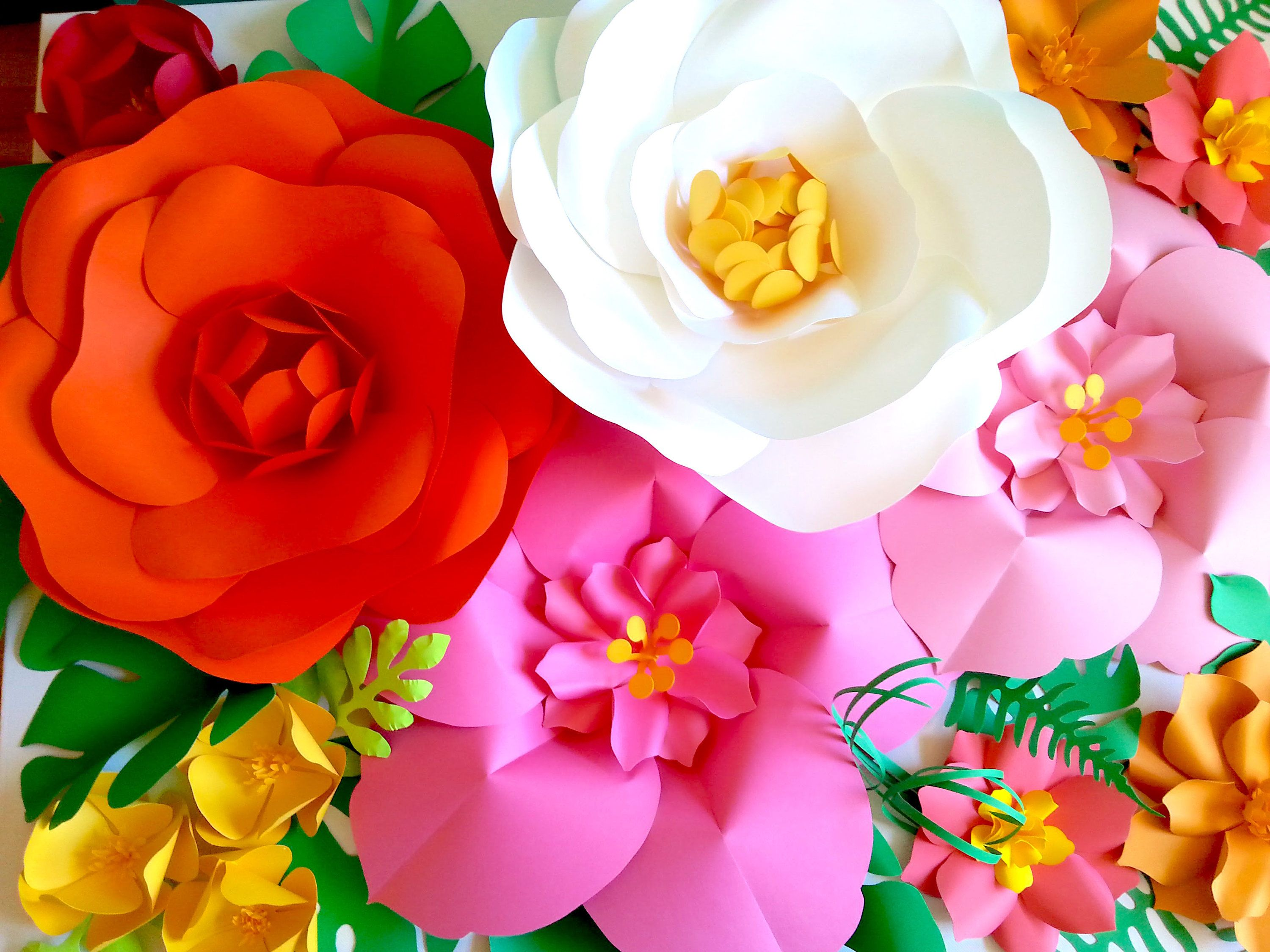 Giveaway Win Bold Beautiful Paper Flowers Book Wedding