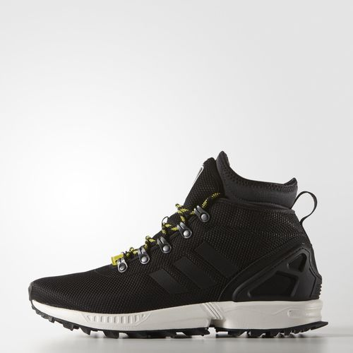 Adidas Zx Flux Winter Shoes Black Adidas Us Winter Shoes Adidas Zx Flux Men Trending Shoes