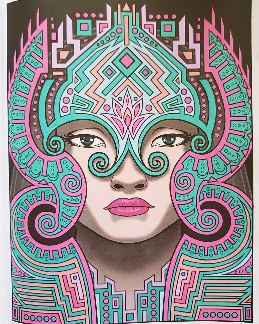 elysian guard magicalbeautiescoloringbook