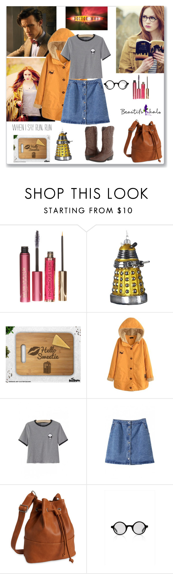 """""""Beautifulhalo 188"""" by ludmyla-stoyan ❤ liked on Polyvore featuring Kurt Adler, Aéropostale, Madden Girl, women's clothing, women's fashion, women, female, woman, misses and juniors"""