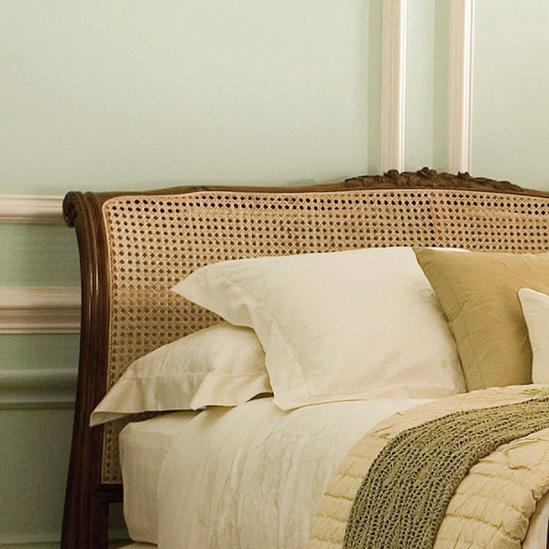 Louis XV luxury caned headboard , And So To Bed, £1,625