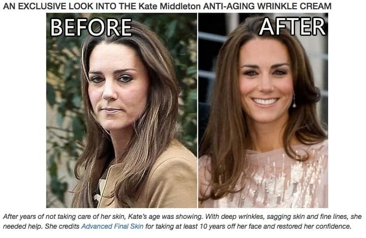 Kate Middleton has apparently partnered with Dr  Oz to